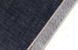 хлопко-бумажная ткань джинсовой ткани Selvedge новой конструкции 14oz грубая на одежда 20224
