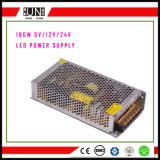 fonte de alimentação do diodo emissor de luz 180W, excitador do diodo emissor de luz de DC12V DC48V DC24V, excitador constante do diodo emissor de luz da tensão 12V, excitador constante do diodo emissor de luz da tensão 24V