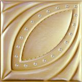 El nuevo panel de pared del diseño 3D para la pared y el techo Decoration-1065
