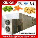 Ahorro de energía 75% Deshidratador industrial de frutas Secador de la bomba de calor