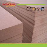 scheda centrale della fibra Board/MDF di densità di 1220*2440mm (Plaine/impiallacciato/melammina)