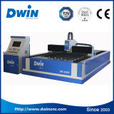 cortador do laser da fibra de 300W 500W para a folha de metal feita em China