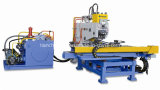 Macchina di perforazione e di segno idraulica di perforazione del piatto di CNC, (PPD103)