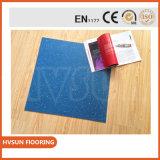 Crossfitの体操の重量挙げのための多彩なカラーのハンマーパターン天然ゴムの床タイル