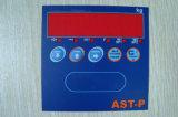 Recubrimiento gráfico para el interruptor de membrana