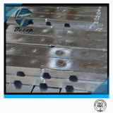 Lingotto dello zinco di alta qualità (ZN99.995)