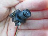 0.008 видеокамеры обеспеченностью CCTV низких люкса миниых с тональнозвуковой записью (90deg VOA; малый размер 4G, 3.3-24V)
