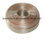 Cable transparente del altavoz para el dispositivo/el altavoz audio/el equipo eléctrico, CE certificado