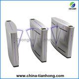 Meio torniquete ótico Th-Fsg228 da porta da barreira da aleta da cintura