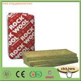 Placa de Rockwool da densidade de Isowool 60kg/M3