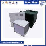 Unità di filtraggio del ventilatore per purificazione dell'aria