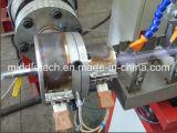Tubo suave del PVC que hace la cadena de producción del tubo del jardín de la máquina