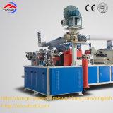 Ajuste de la velocidad/cadena de producción automática del tubo del papel del cono máquina del tubo
