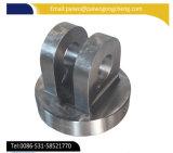 Peças fazendo à máquina forjadas do cilindro hidráulico de peças de maquinaria do CNC