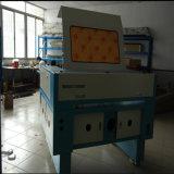 Hochgeschwindigkeits-CO2 Laser-Ausschnitt und Gravierfräsmaschine für lederne Gewebe-/Mouse-Auflage