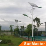 CE RoHS Approval Highquality 120W Solar Street Light (STL05D-2*60W)