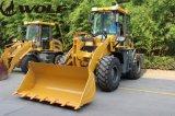Zl20 Baugerät-Rad-Ladevorrichtungs-Vorderseite-Ladevorrichtung für Verkauf