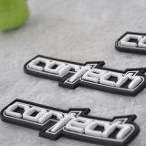 Parche de cuero del hombro 3D de baja mínima de Accesorios Textil