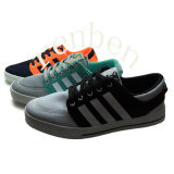 Chaussures de toile des hommes obtenants chauds neufs de type