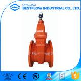 Soupape à vanne en hausse de cheminée DIN 3352