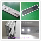 Motion Sensorの中国Manufacturer 5 Years Warranty Integrated Solar李イオンBattery Street Light 20 Watt