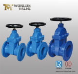 Seat resiliente Gate Valve com CE Approved do ISO (Z45X-10/16)