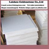 新しい材料の磨かれた大きい平板の中国の雪の白の大理石