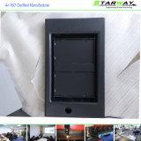 Черное изготовление металлического листа шкафа металла окиси