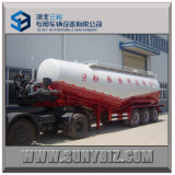 40cbm 50cbm 60cbm 3 Axles Bulk Cement Tanker Trailer
