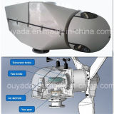 녹색 Power Energy Horizontal Axis Wind Generator 20kw