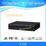 Registratore del CCTV di Penta-Brid 720p 1u della Manica di Dahua 8 (XVR4208A)