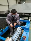 金属のための1530 1000W CNCレーザーの打抜き機