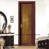 蝶番を付けられたドアの振動ドアのシャワーのドアの浴室のドアの洗面所のドア