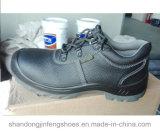 Hommes Chaussures de sécurité en cuir Acier Toe