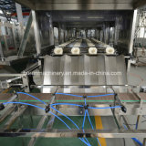 5 galones cadena de producción del agua embotellada de la máquina de rellenar/20 litros