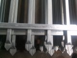 ループが付いているヒツジの/Cattleのハードルの/Fenceのペンの/Fencingの電流を通された鋼鉄パネル