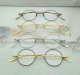 Frames óticos Titanium dos Eyeglasses do estilo retro por atacado do vintage beta