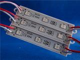 5LEDs Epistar는 점화 표시를 위한 화소 5050 LED 모듈을 잘게 썬다