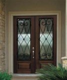 Hölzerne Tür für gute Qualität für Haus