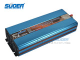 Suoer Power Inverter 3000W de onda sinusoidal pura potencia inversor solar de CC a CA 12V 220V (FPC-3000A)