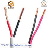 Fio de cobre elétrico flexível dos núcleos flexíveis os mais baratos do cabo 2 de Rvv do preço