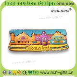Liberare i regali personalizzati dei magneti del frigorifero dell'accumulazione del ricordo del Messico (RC-MO)