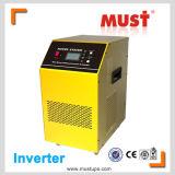 Inversor portable puro 1kw 2kw 3kw 4kw 5kw 6kw de la potencia de la onda de seno