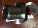 Штуцеры трубы нержавеющей стали DIN2999, части нержавеющей стали