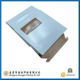 Коробка упаковки шоколада бумажная складывая (GJ-Box041)