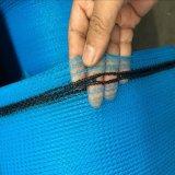 Le plastique vert prend des réseaux au filet d'ombre pour l'agriculture et le Constrution.