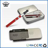 Chinesischer Hersteller-nachfüllbarer Zerstäuber Vape bunte elektronische Cig Cbd Vape Feder