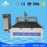 Gravura de trituração de madeira do CNC que cinzela a máquina com o auto cambiador da ferramenta (ATC)