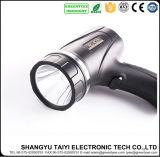 3.7V nachladbarer kampierender CREE LED Handscheinwerfer