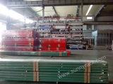 Estante resistente de la paleta del almacén del CE del almacenaje aprobado del metal